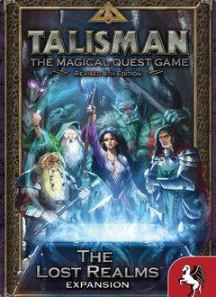 Talisman: The Lost Realms Exp.