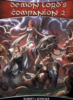 Shadow of the Demon Lord: Companion 2