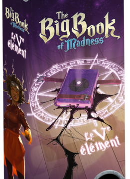 The Big Book of Madness: Le 5e Élément (FR)