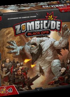 Zombicide Invader: Black Ops (FR)