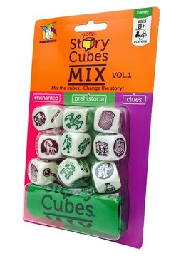 Rory's Story Cubes Mix Vol. 1
