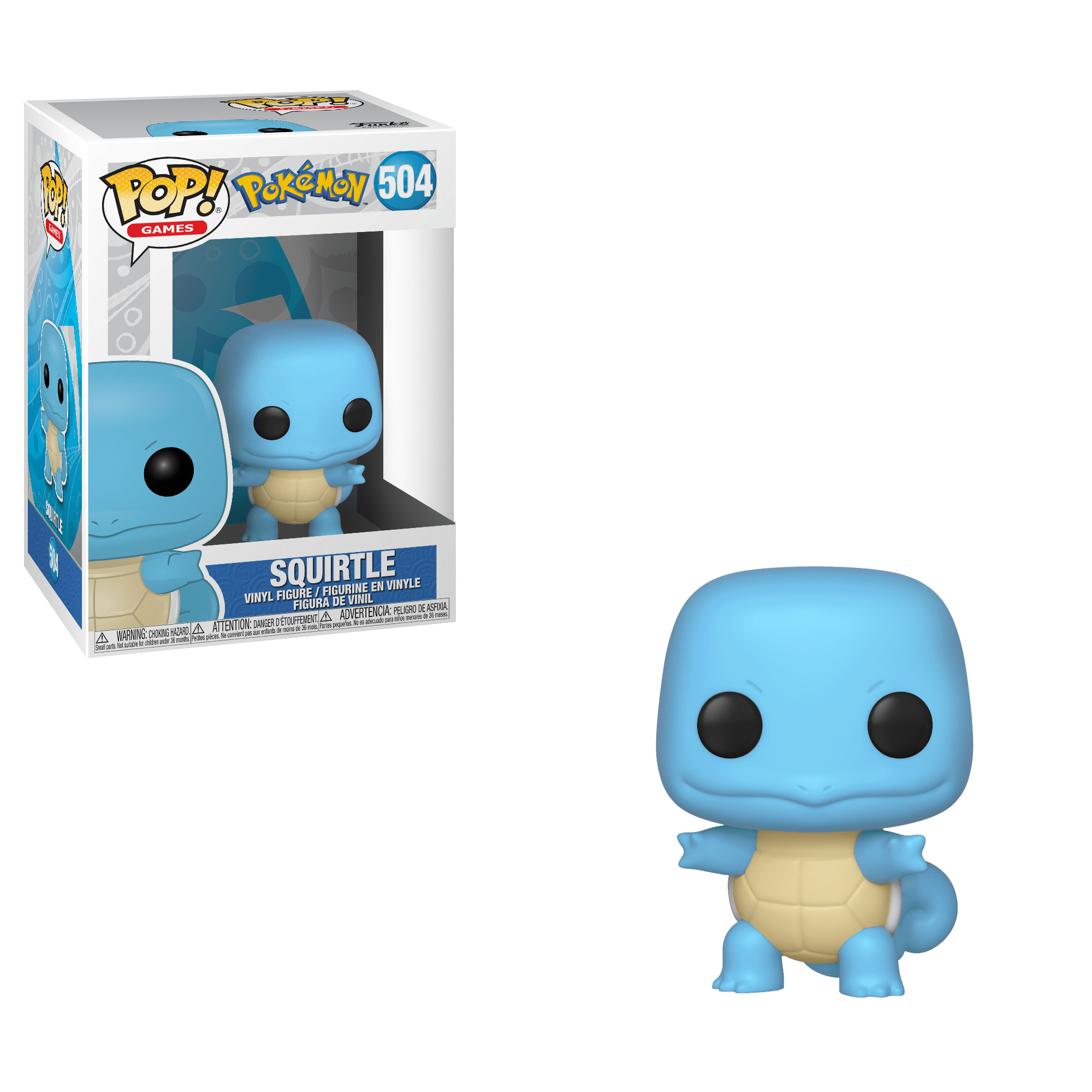 Pop! Pokémon: Squirtle