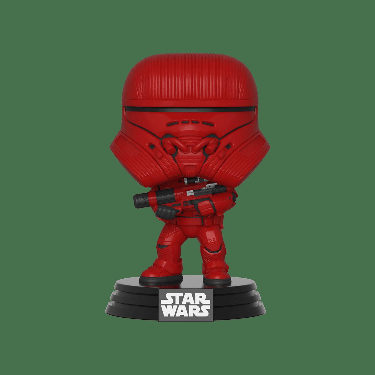 Pop! Star Wars Ep.9: Sith Jet Trooper