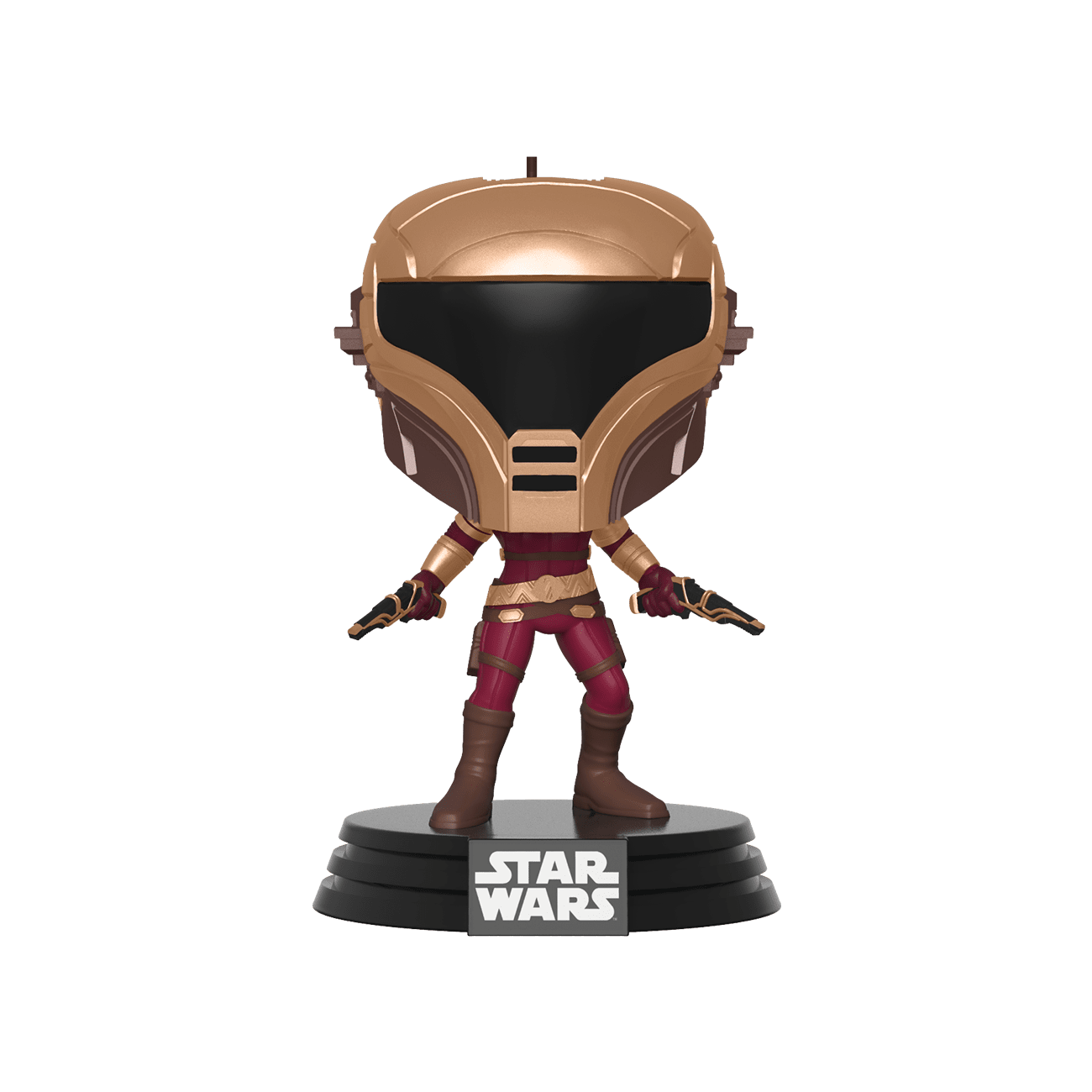 Pop! Star Wars Ep.9: Zorii Bliss