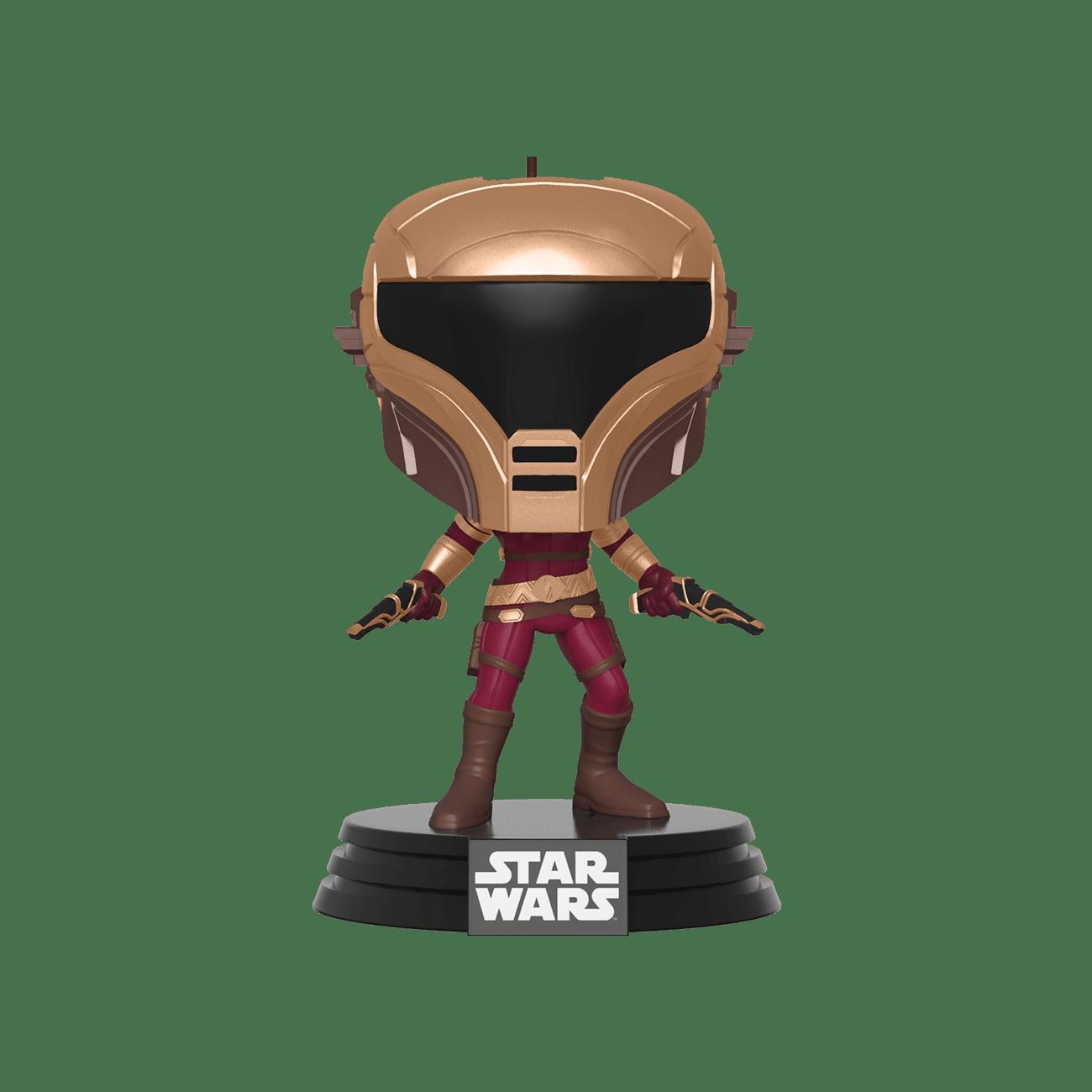 Pop! Star Wars Ep.9: Zorii Bliss