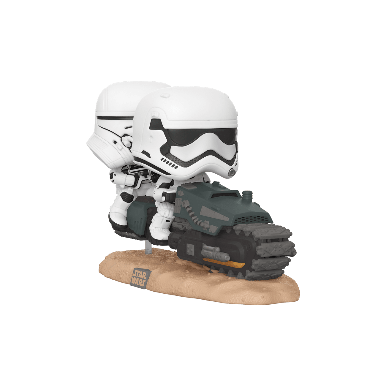 Pop! Star Wars Ep.9: First Order Tread Speeder