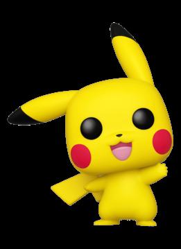 Pop! Pokémon: Pikachu