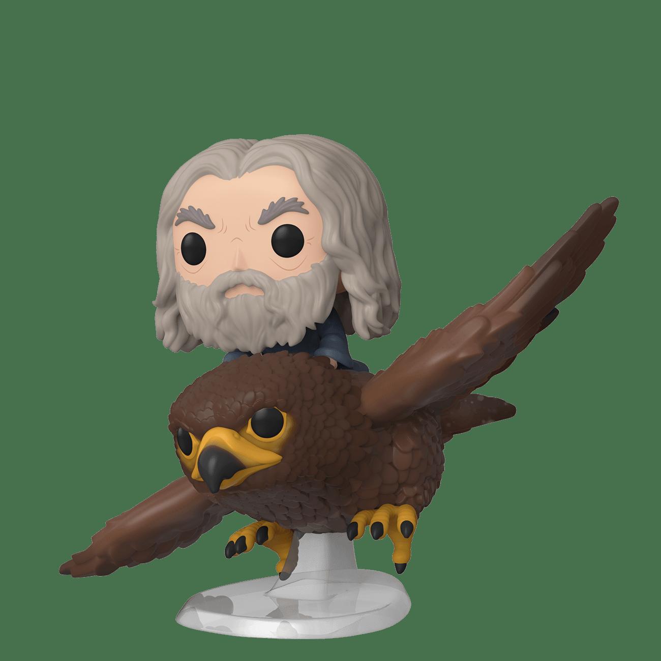 Pop! LotR: Gandalf on Gwaihir