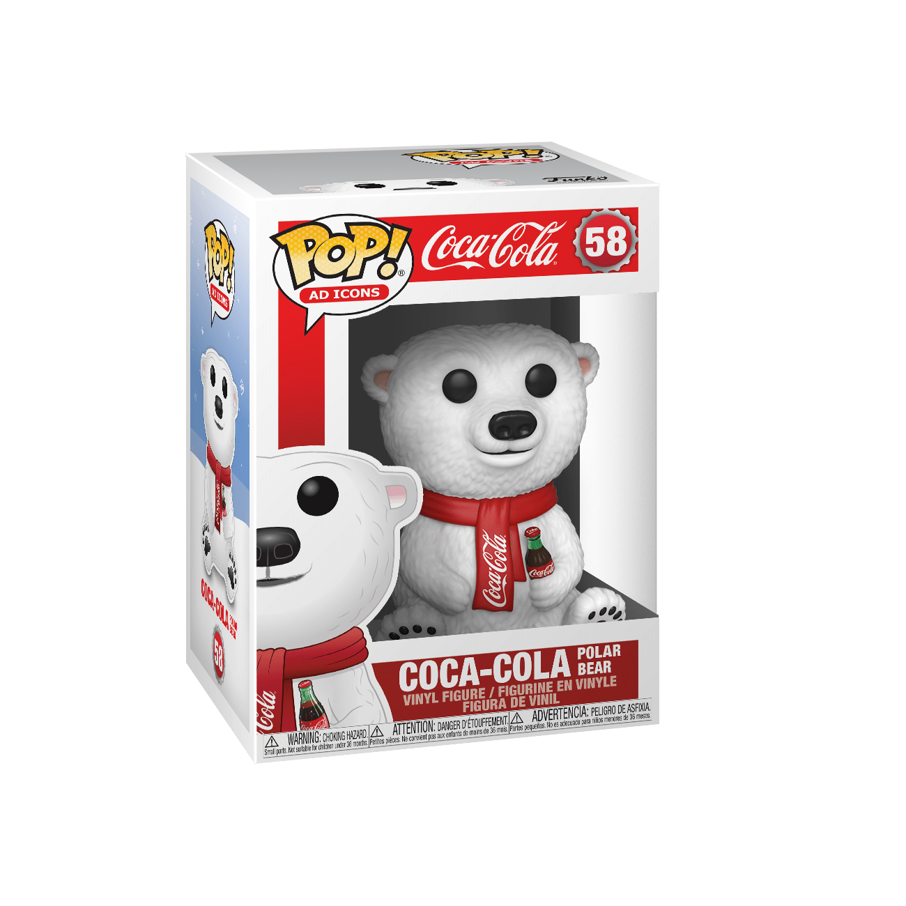 POP! Icons: Coca-Cola Polar Bear