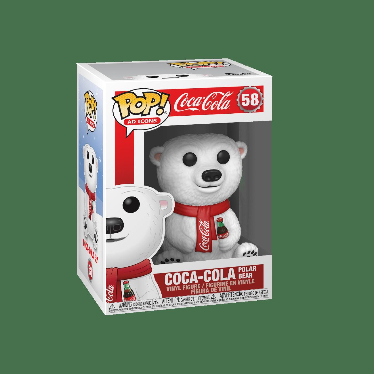 POP! Icons: Coca-Cola Polar Bear