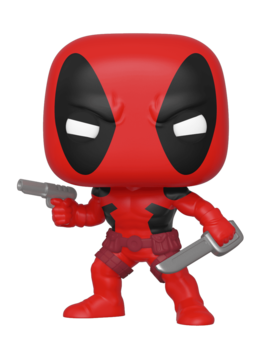 POP! Marvel 80th: Deadpool