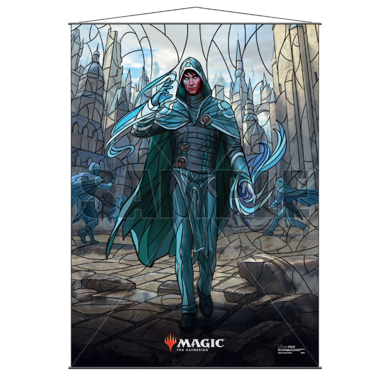 MTG Wall Scroll: Stained Glass Jace