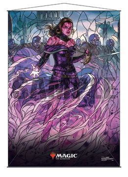 MTG Wall Scroll: Stained Glass Liliana