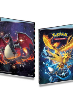 UP PORTFOLIO 9PKT POKEMON HIDDEN FATES