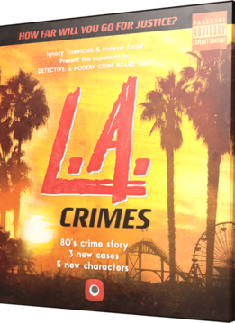 Detective L.A. Crimes Expansion (FR)
