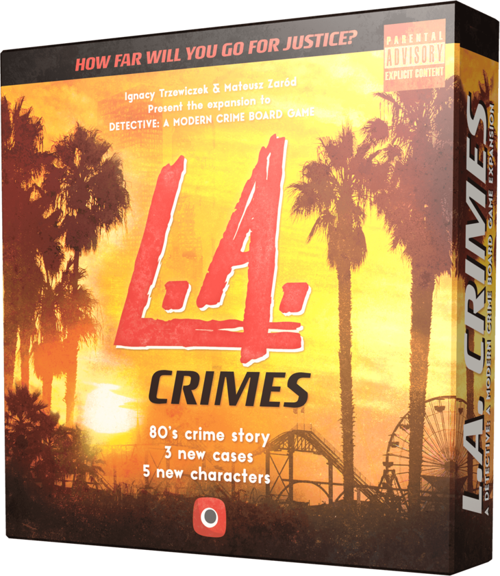 Detective L.A. Crimes Expansion (FR)
