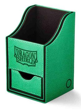 Dragon Shield Nest Plus: Green/Black