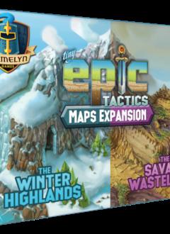 Tiny Epic Tactics: Map Pack Exp.