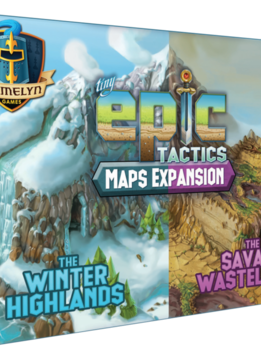 Tiny Epic Tactics: Map Pack Exp.