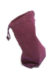 "Dice Bag Cloth 4"" x 5"" Purple"