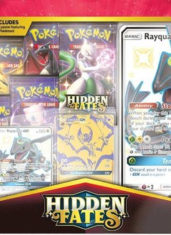 Pokémon Hidden Fates Premium Powers Collection Box