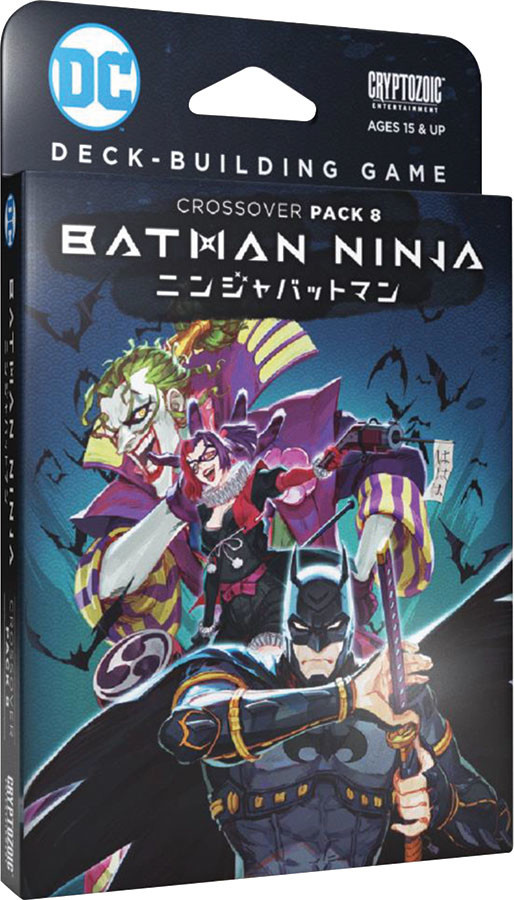 DC COMICS DBG: CO #8 BATMAN NINJA