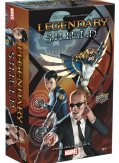 Marvel Legendary Shield Expansion