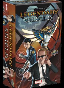 Marvel Legendary Shield Expansion