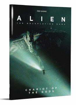 Alien RPG: Chariot of the Gods Adv.