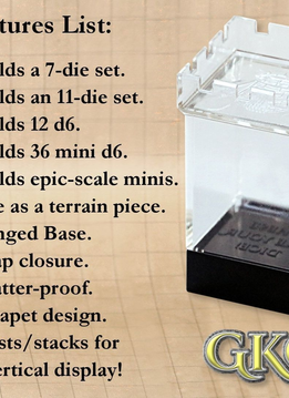 The Dice Keep Dice Case