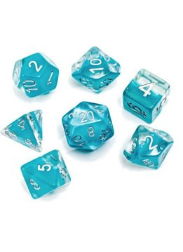Neutron Dice - Glacier Dice Set