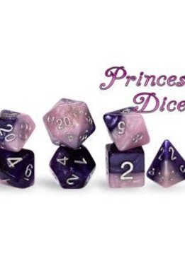 Halfsies Dice - Princess Dice Set