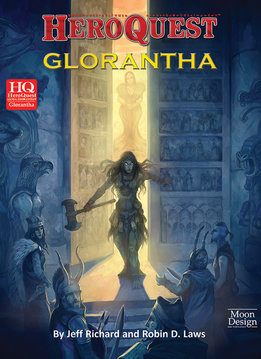 HeroQuest: Glorantha RPG (HC)