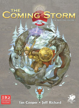 HeroQuest: The Coming Storm (HC)