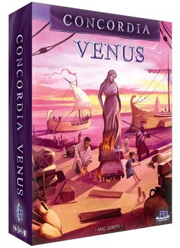 Concordia Venus Expansion only