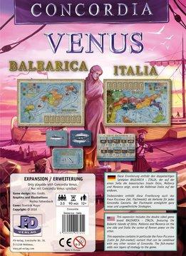 Concordia: Balearica / Italia Exp.