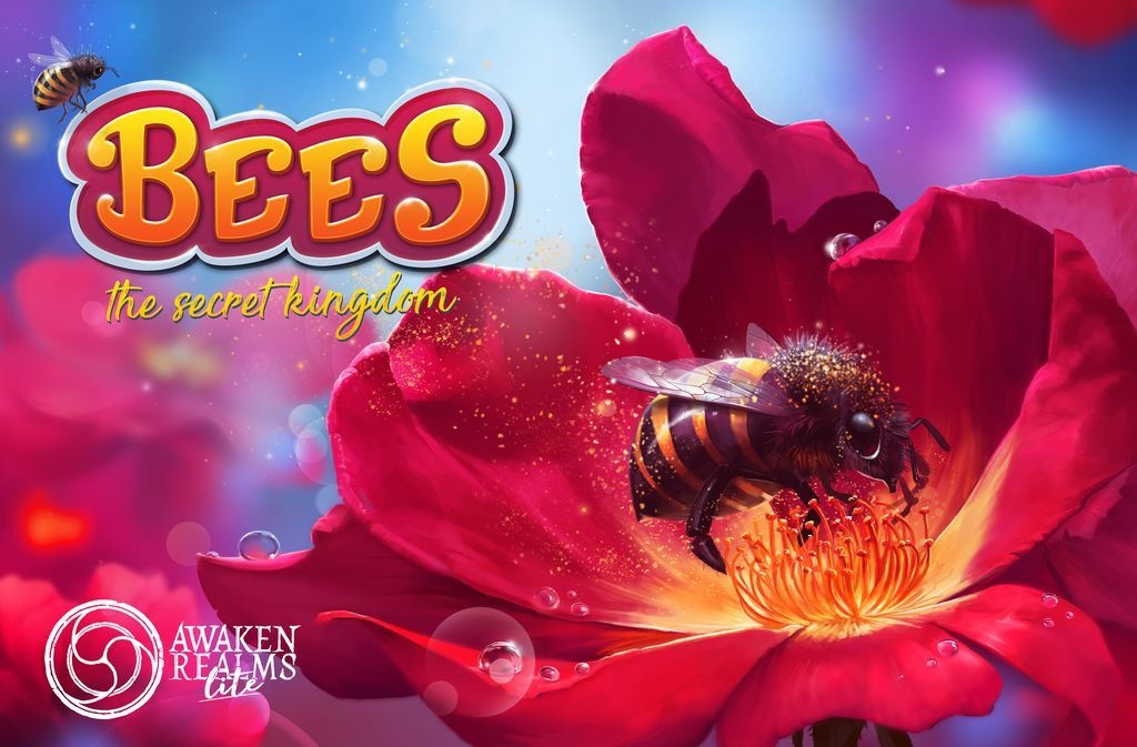 Bees : The Secret Kingdom