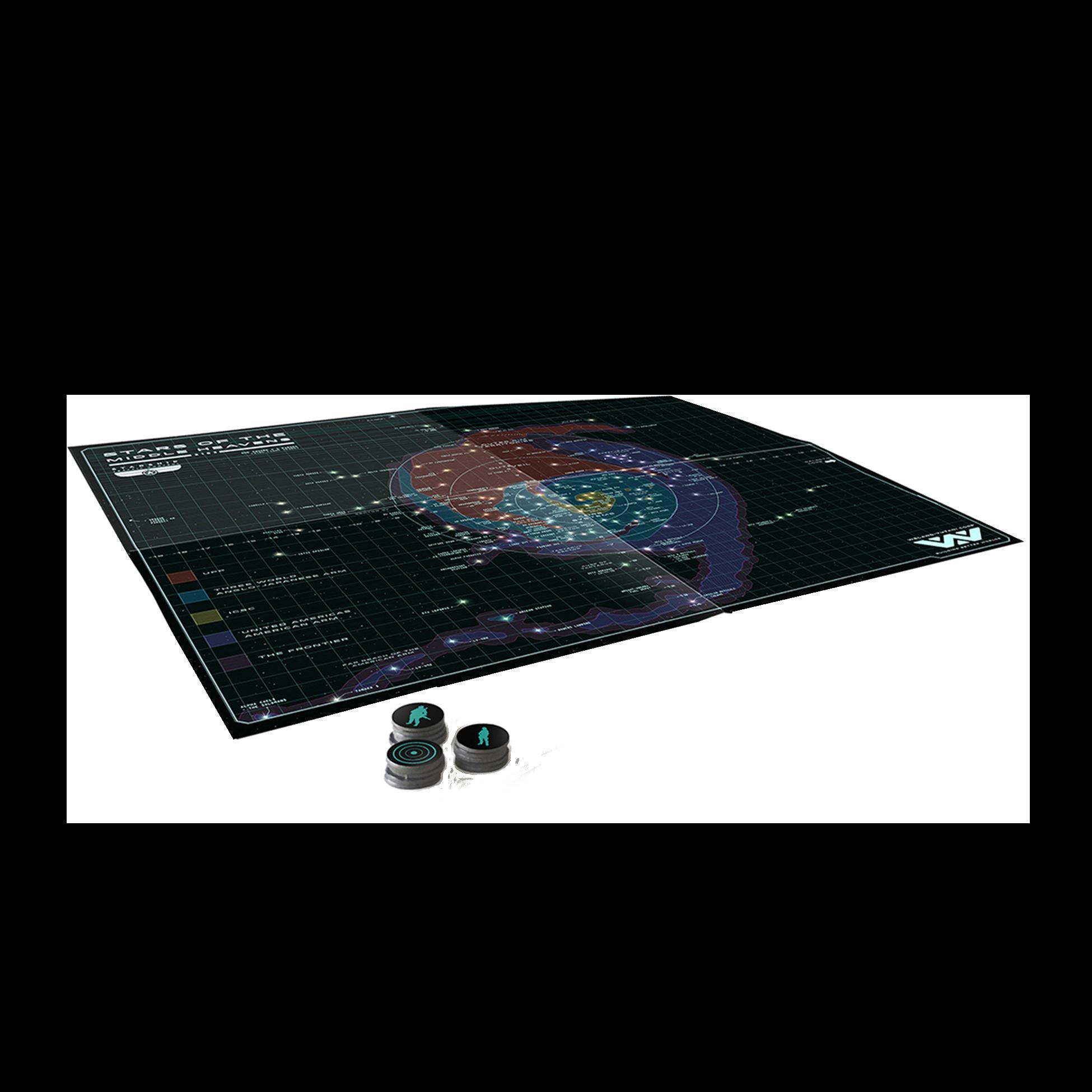 Alien RPG: Maps & Markers