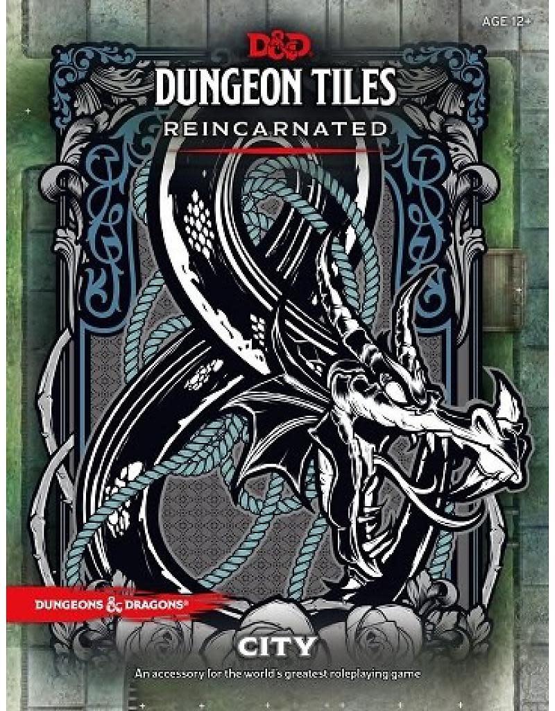 D&D Dungeon Tiles Reincarnated: City