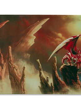 Dragon Shield Playmat Rubis Incoming