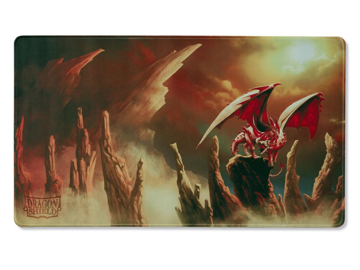 Dragon Shield Playmat Rubis Incoming
