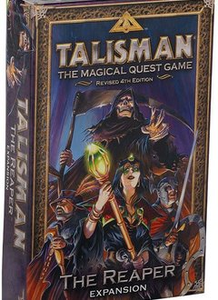 Talisman: The Reaper Exp.