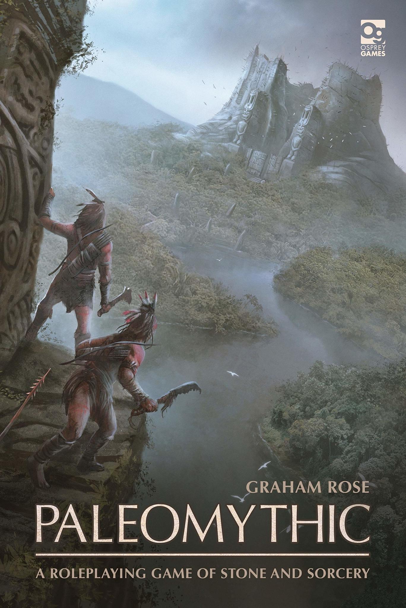 Paleomythic RPG (EN HC)
