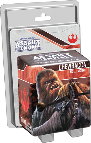 SW Assaut sur l'Empire: Chewbacca