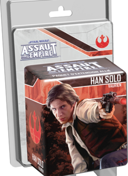SW Assaut sur l'Empire: Han Solo