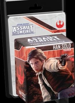 SW Assaut sur l'Empire: Han Solo