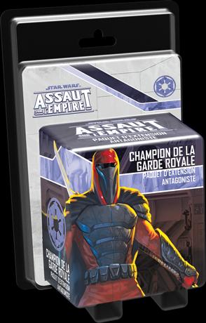 SW Assaut sur l'Empire: Champion de la Garde Royale