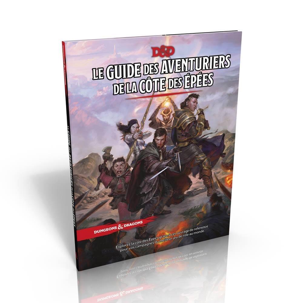 DnD 5e: Le Guide des Aventuriers de la Côte des Épées