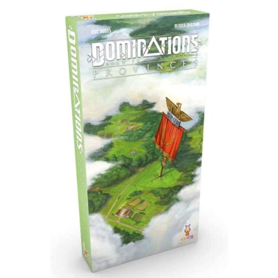 Dominations: Ext. Provinces (FR)