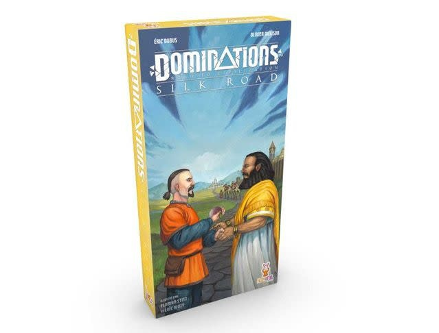 Dominations: Ext. Silk Road (FR)